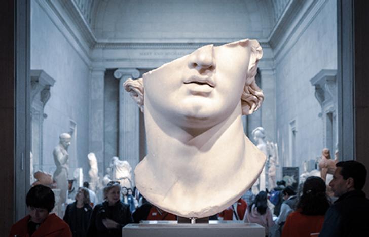 Virtuell durch die europäischen Museen